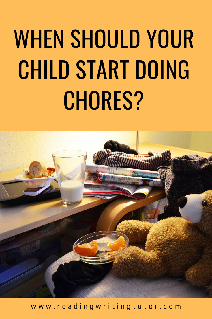 When Should Your Child Start Doing Chores?